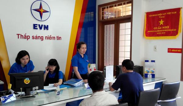 Danh sách các địa điểm điện lực Quảng Nam