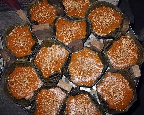 Bánh tổ - Đặc Sản Quảng Nam làm quà