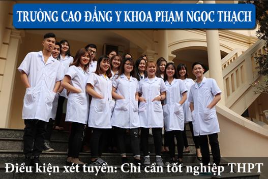 Tại sao nên đăng ký học trường Cao đẳng Y Khoa Phạm Ngọc Thạch?