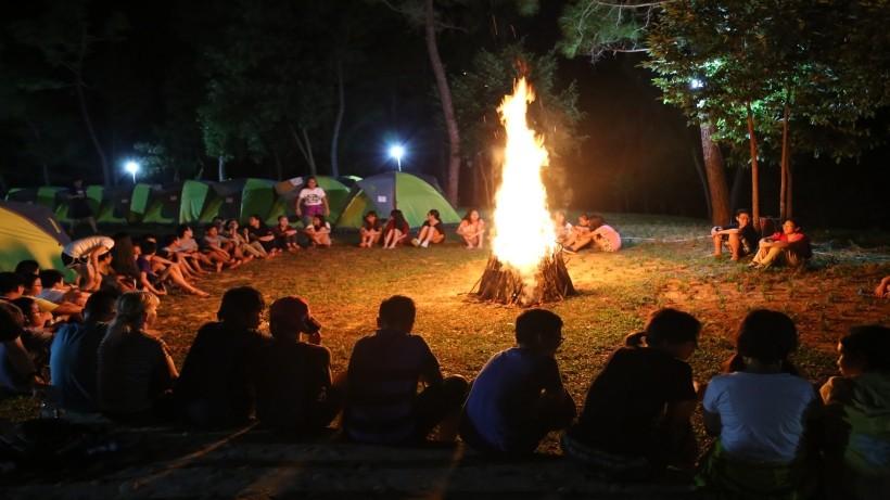 Cắm trại tại Khu du lịch hồ Phú Ninh Quảng Nam