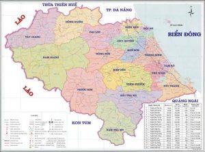 Quảng Nam thuộc miền nào