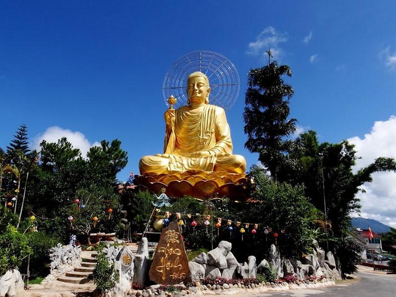 Thiền Viện Hạnh Đà Lạt
